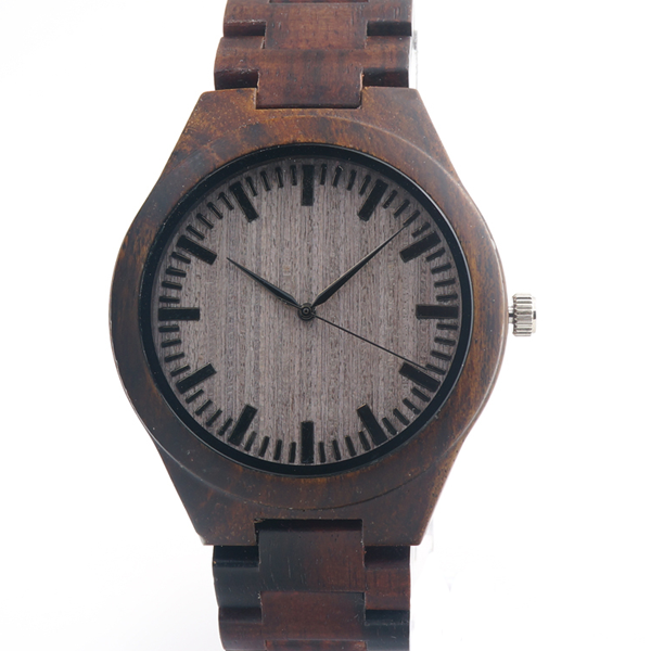 Dark Wood Watch - Florence Scovel - 1