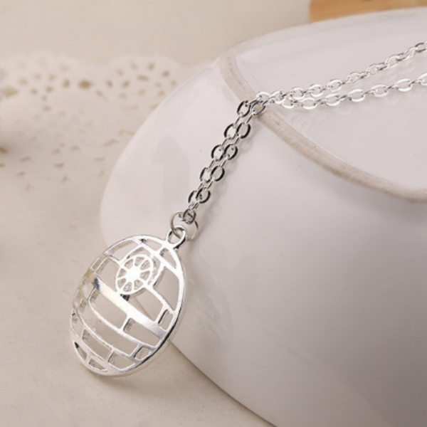 Death Star Pendant - Florence Scovel
