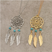 Dream Catcher Necklace - Florence Scovel - 2