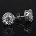 Silver Crown Earrings - Florence Scovel - 3