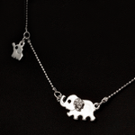 Save the Elephants Necklace - Florence Scovel - 1