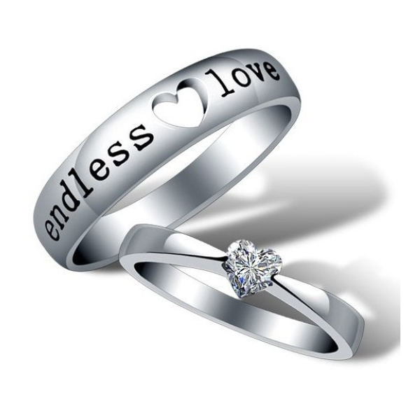 Endless Love Ring Set - Florence Scovel - 1