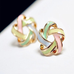 Novel Color Strip Earring - Florence Scovel - 2