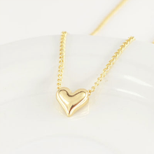 Gold Heart Anklet - Florence Scovel - 2