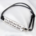 She Believed She Could So She Did Hand Stamped Bracelet - Florence Scovel - 5