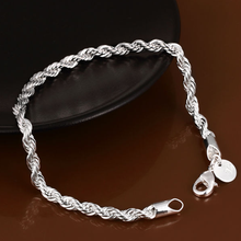 Twisted Singapore Chain Bracelet - Florence Scovel - 2