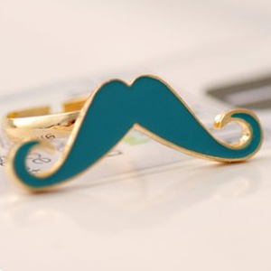 Mustache Ring - Florence Scovel - 3