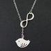 Little Bird Infinity Pendant - Florence Scovel - 1