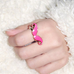 Mustache Ring - Florence Scovel - 4