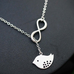 Little Bird Infinity Pendant - Florence Scovel - 2