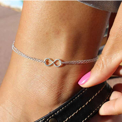 Infinity Anklet - Florence Scovel - 1