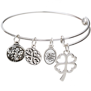 Love and Luck Enchanting Charm Bangle - Florence Scovel - 2