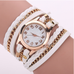 Gold Dial Quartz Watch - Florence Scovel - 1