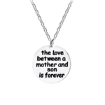 The love between a mother and son is forever - Florence Scovel