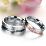 Only Love Couples Rings - Florence Scovel - 2