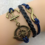 Infinity Compass Anchor - Florence Scovel