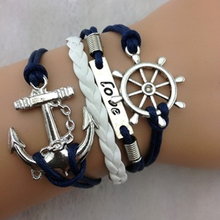 Anchor Wheel Love - Florence Scovel