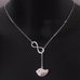 Little Bird Infinity Pendant - Florence Scovel - 3