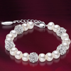 Silver and Pearl Bracelet - Florence Scovel - 2