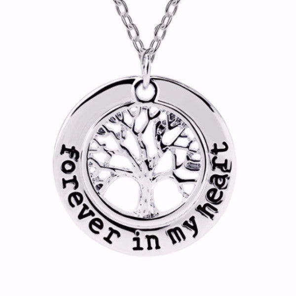 Forever in My Heart-Tree Pendant - Florence Scovel - 1