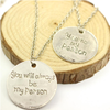 My Person Pendant Set - Florence Scovel - 2