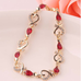 Heart Drop Bracelet - Florence Scovel - 1
