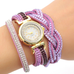 Crystal Wrap Quartz Watch - Florence Scovel - 3