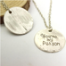 My Person Pendant Set - Florence Scovel - 3