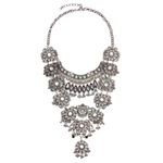 Ogin Wildrose Tribal Necklace - Florence Scovel
