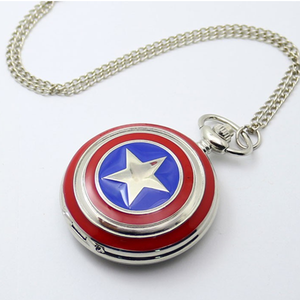 Captain America Pocket Watch - Florence Scovel - 2
