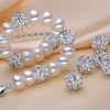 Silver and Pearl Bracelet - Florence Scovel - 4