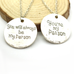 My Person Pendant Set - Florence Scovel - 1