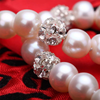 Silver and Pearl Bracelet - Florence Scovel - 6