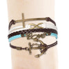 Cross Infinity Love Anchor - Florence Scovel - 2