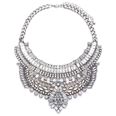 Matisa Life Tribal Necklace - Florence Scovel