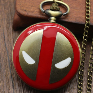Iron Man Pocket Watch - Florence Scovel