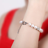 Silver and Pearl Bracelet - Florence Scovel - 7