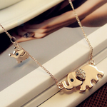 Save the Elephants Necklace - Florence Scovel - 7