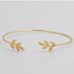Vine Cuff Bangle - Florence Scovel - 2