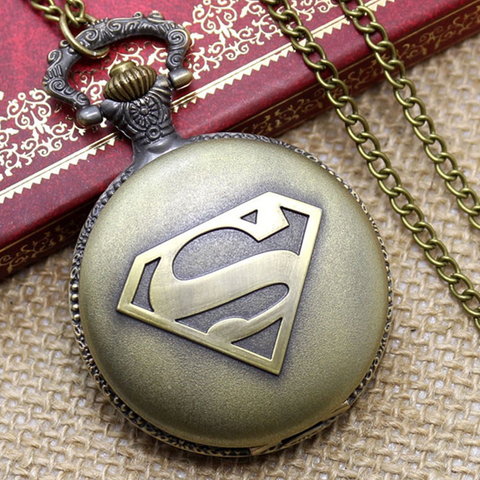 Superman Pocket Watch - Florence Scovel - 1