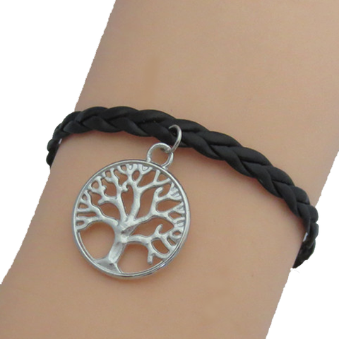 Tree of Life - Braided Bracelet - Florence Scovel