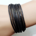 Rustic Leather Wrap Bracelet - Florence Scovel - 6