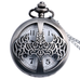 Batman Half Hunter Pocket Watch - Florence Scovel - 2