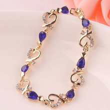 Heart Drop Bracelet - Florence Scovel - 6