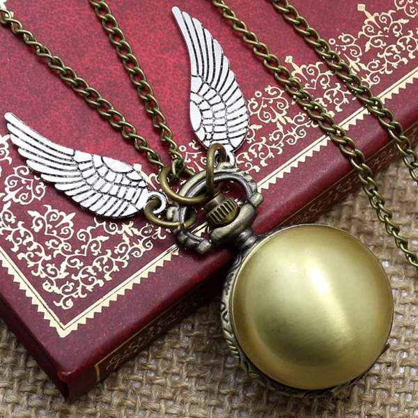 Magic Snitch Pocket Watch - Florence Scovel