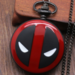 Deadpool Quartz Pocket Watch - Florence Scovel
