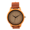 Natural Brown Wooden Watch - Florence Scovel - 1