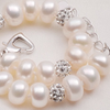 Silver and Pearl Bracelet - Florence Scovel - 5
