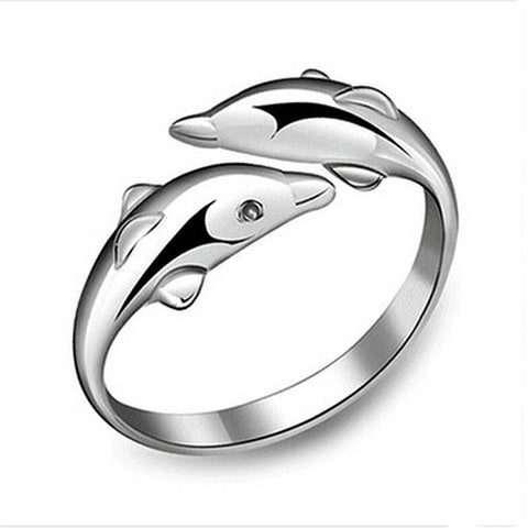 Dolphin Ring - Florence Scovel
