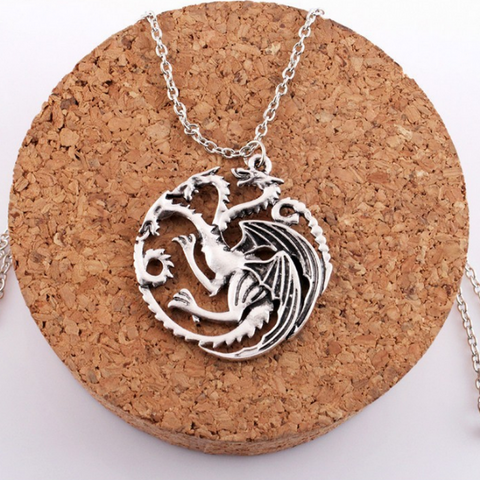 Game of Thrones Pendant - Florence Scovel - 1